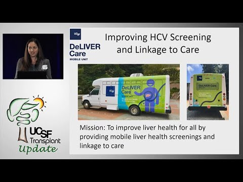 Introduction to the DeLIVER Care Mobile Liver Unit #Gastroenterology