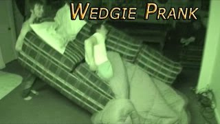 Greatest Atomic Wedgie Prank of All Time