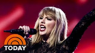 Taylor Swift Is Bringing Her Music Back To Streaming Services | TODAY