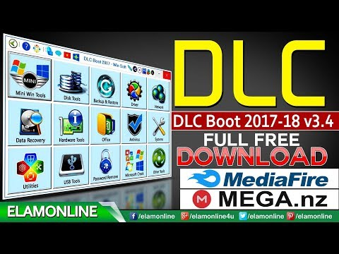 DLC Boot 2017 V3.4  -  DLC Boot 2017-18 ISO Download - Mega  - Mediafire