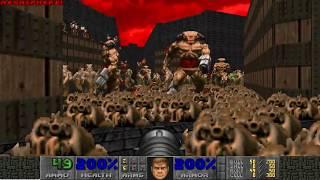 Doom II No Panic - Map 1 UV-MAX [TAS] in 18:31