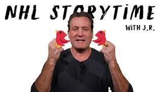 NHL Storytime: Jeremy Roenick on two times he broke his jaw | NBC Sports
