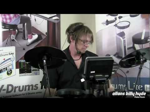Roland hd 3 dt 1 pm 03 doovi - Roland hd3 v drum lite set ...
