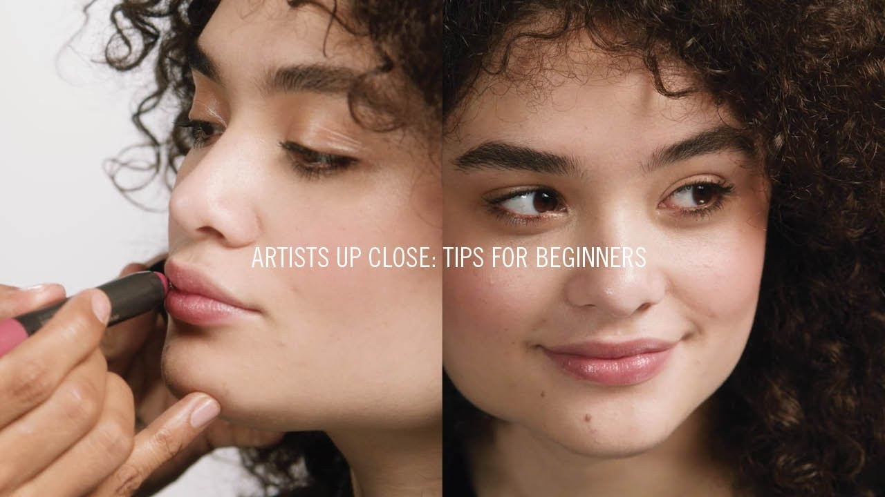 Makeup Tips for Beginners with Luis Torres  MAC Cosmetics