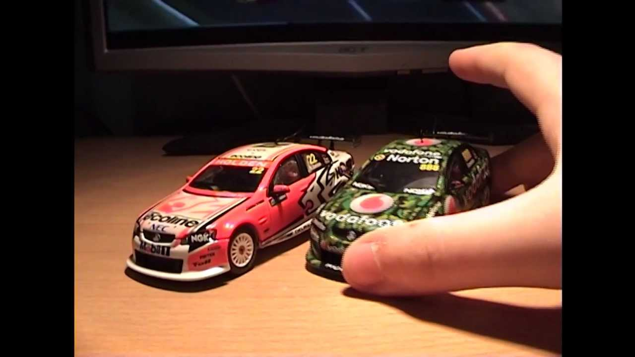 V8 Supercar Special Diecast Review - YouTube
