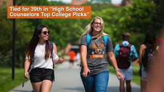 RIT Celebrates 'U.S. News and World Report' Top 100 'National Universities' Rank