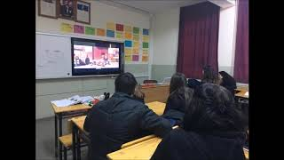 FUNNY ENGLISH MOVIE ACTIVITY,TURGUT AYDIN KOÇARLI ANATOLIAN HIGH SCHOOL