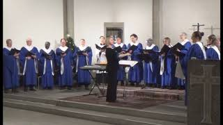 Adam Lay Ybounden   Lessons and Carols 2019
