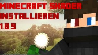 Minecraft Shader installieren 1.8.9|[GERMAN/HD]