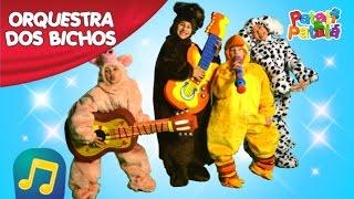 Orquestra dos Bichos - Patati Patatá (DVD Coletânea de Sucessos)