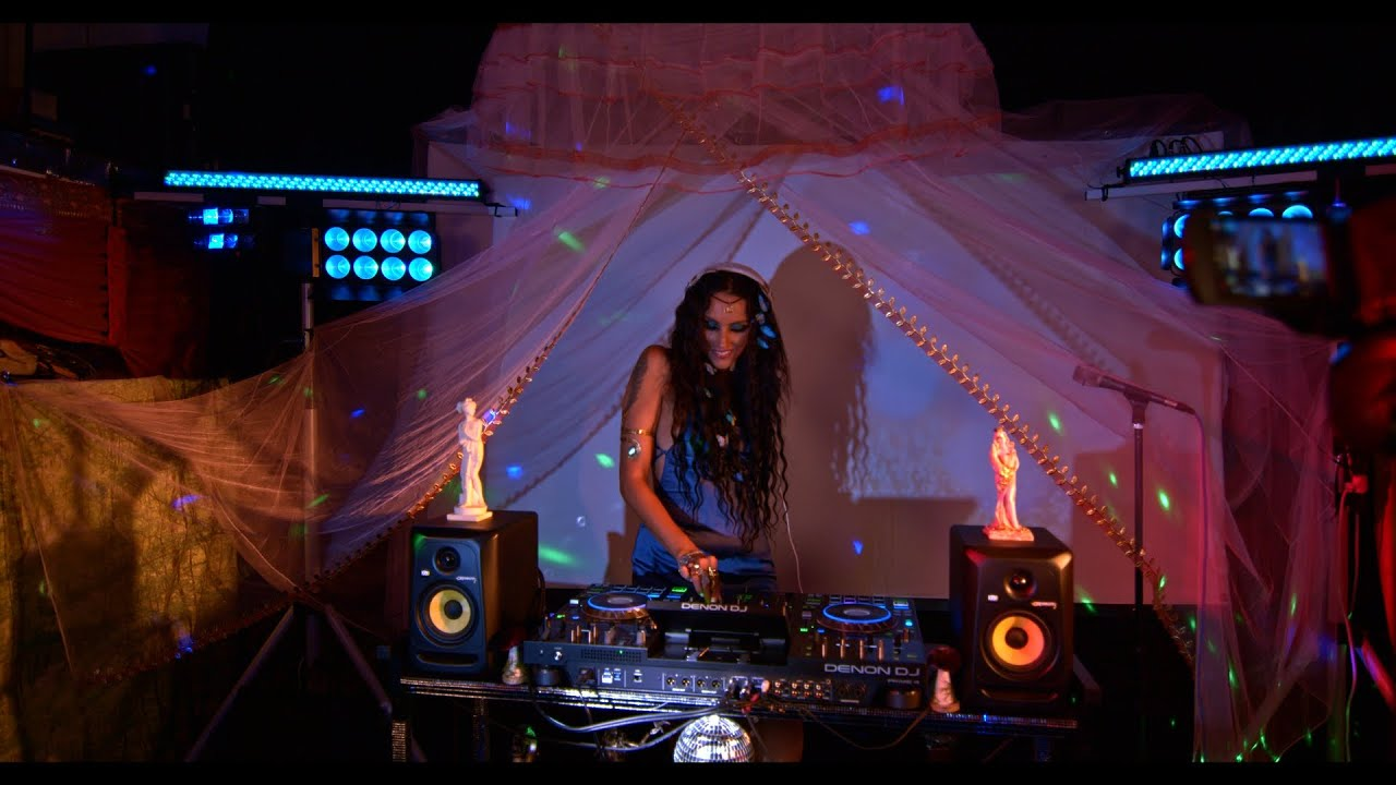 Goddess Is A DJ by NATHASSIA Livestream 005 (Highlights)