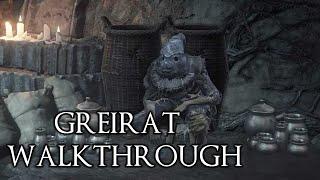 "Dark Souls 3 NPC Walkthrough ""Greirat"""