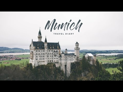GERMANY x MUNICH - TRAVEL DIARY | 16.04.17