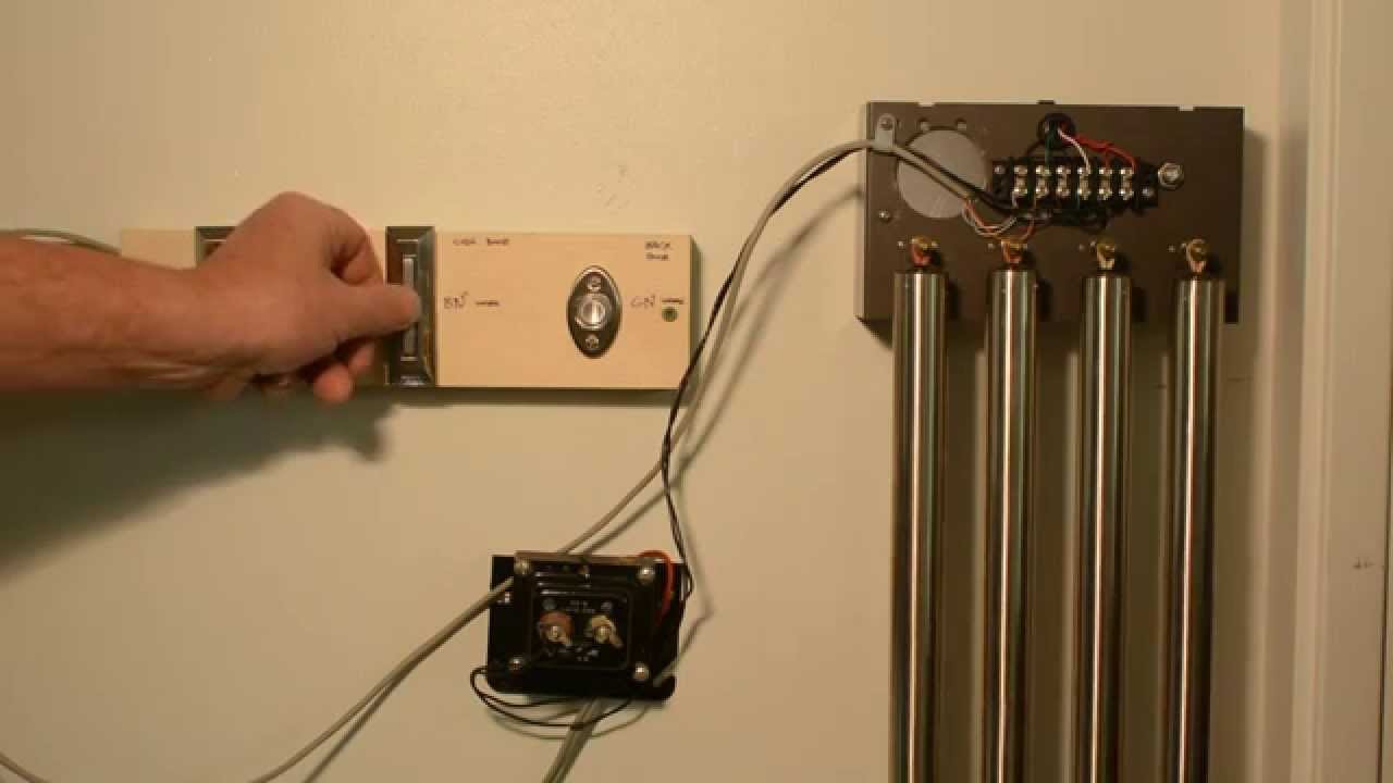 & Edwards Door Chime - YouTube
