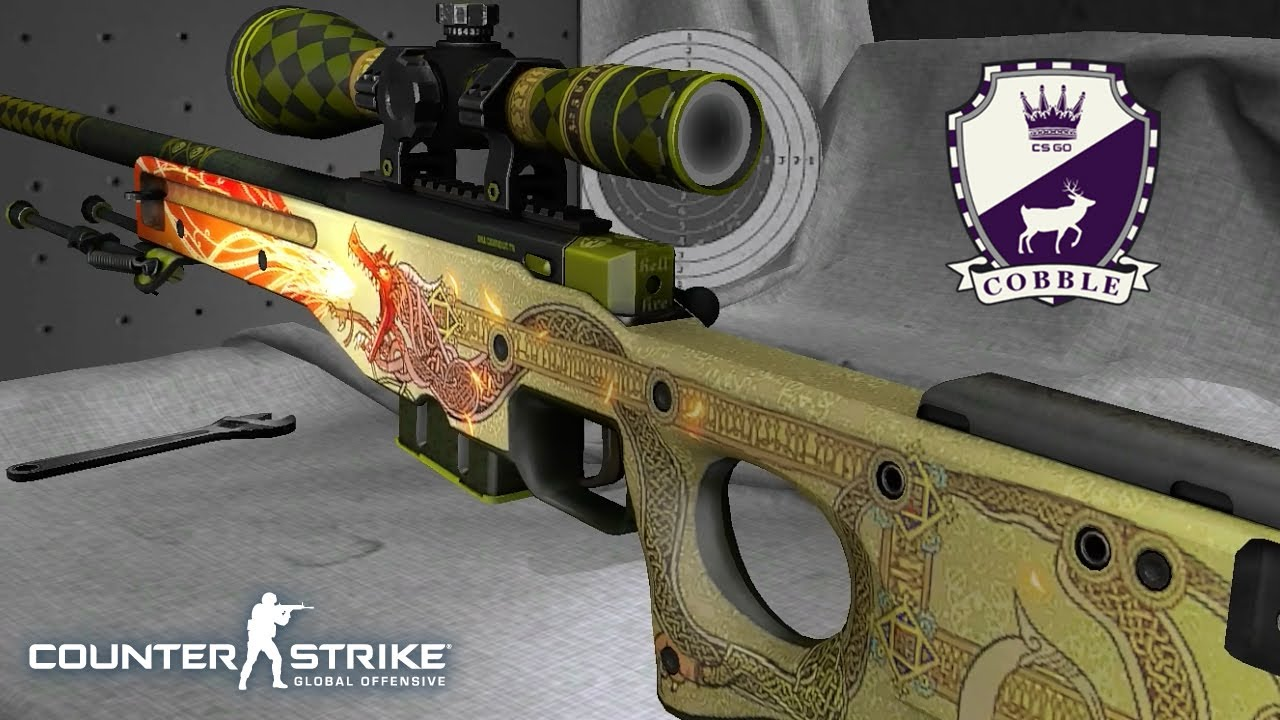 af487b9e0 The Cobblestone Collection - CS:GO | All skins showcase - YouTube