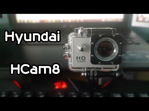 FR Hyundai HCam8 Unboxing Test