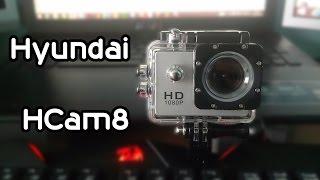 FR Hyundai HCam8 Unboxing Test смотреть