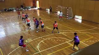 大阪市立大学ハンドボール部(vs愛媛大学B①)20170816