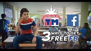 Heto ang 3 Ways Para Makapag-FREE FB sa TM!