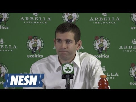 Brad Stevens Celtics vs. Hawks Postgame Press Conference 12/14