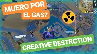 CREATIVE DESTRUTION🔥 [PC Gameplay] CASI MUERO POR ZONA