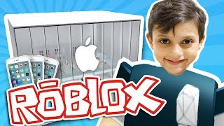 ROBLOX APPLE STORE Tycoon - GUSTAVO TV
