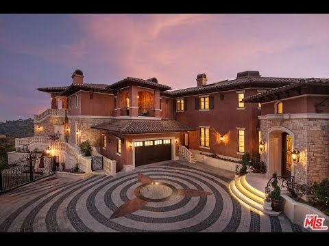 29 000 17 516 Sqft Los Angeles Mansion For