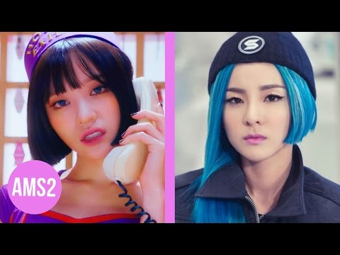 K-pop Songs Similar To Other K-pop Songs 2016 (2 Part)