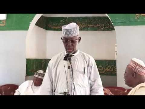 Download Nasihar Juma'a Daga Sheikh Umar Sani Fagge