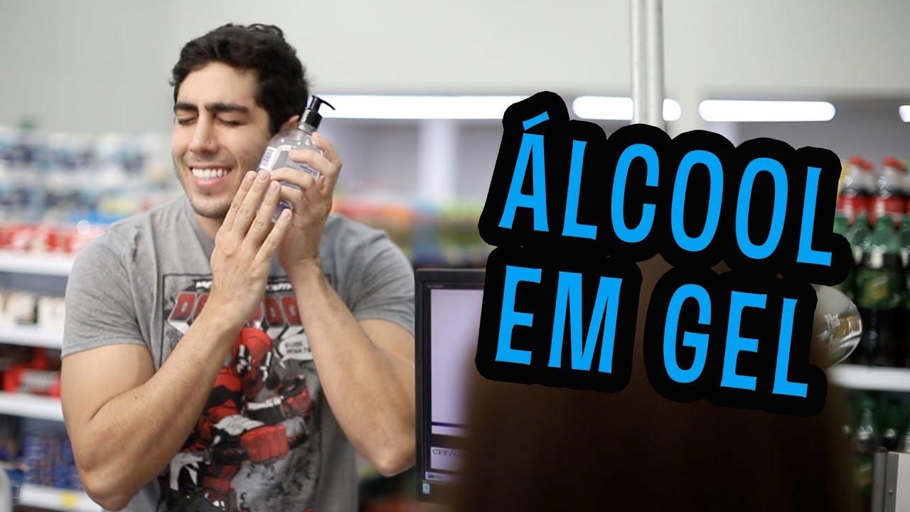 Álcool em Gel - JONATHAN NEMER (Assista até o final)