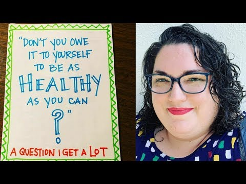 Is Being Healthy Owed to a Child by Their Parent? Does One Owe Health to Society thumbnail