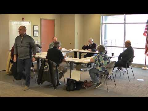 Pima County Election Integrity Commission on January 18, 2019