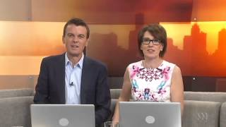 Cash giveaways on ABC News Breakfast?