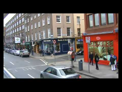 IRELAND (Dublin city tour ) - Work & Live in Another Country