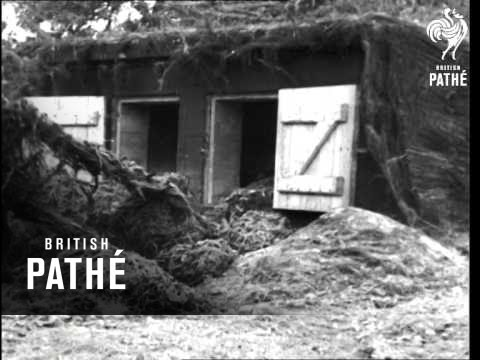 Fall Of Cherbourg (1944)