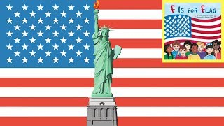 Video F Is for Flag Book by Wendy Cheyette Lewison - Stories for Kids - Children's Books download MP3, 3GP, MP4, WEBM, AVI, FLV Juli 2018