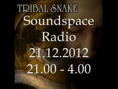 Tribal Snake on SoundSpace Radio in Switzerland