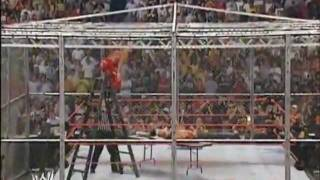 Le Meilleur des Hell In A  Cell WWE HD