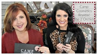 Camp Cosmetics Review | The 2 Orchids