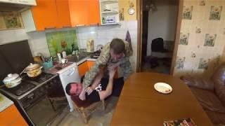 Самооборона от убийства ножом в кафе: Ситуационный тренинг Вадима Старова