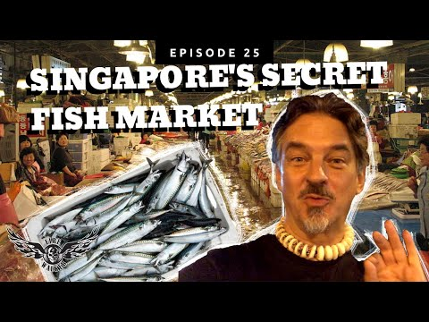 FIREWALKING EP 25: Singapore's Secret Fish Market
