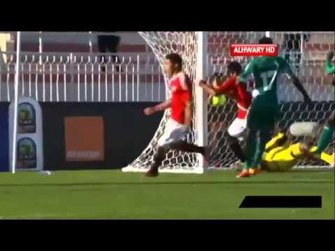 أهداف مصر 2 - 0 نيجيريا كأس الأمم الإفريقية للشباب 2013