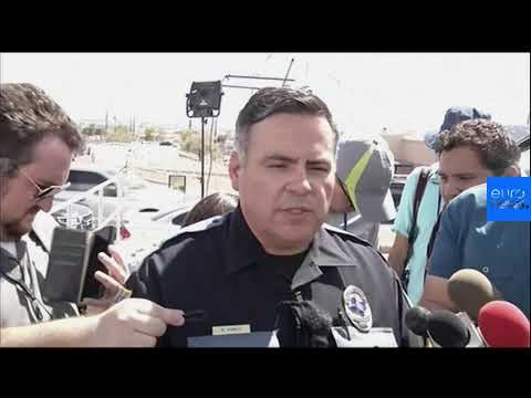 Watch Live | Police hold briefing after multiple people were killed in a shooting in El Paso, Texas