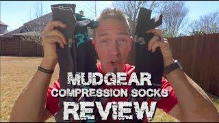 MUDGEAR COMPRESSION SOCKS REVIEW!