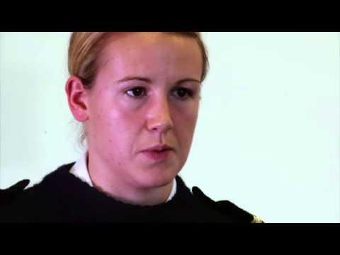 Royal Navy Medical Officer (Stephanie)