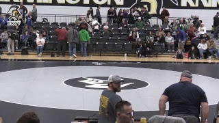 Wrestling Districts Finals 2-9-18