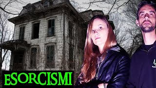THE EXORCISM IN THE HOUSE **LA VILLA DEGLI ESORCISMI**