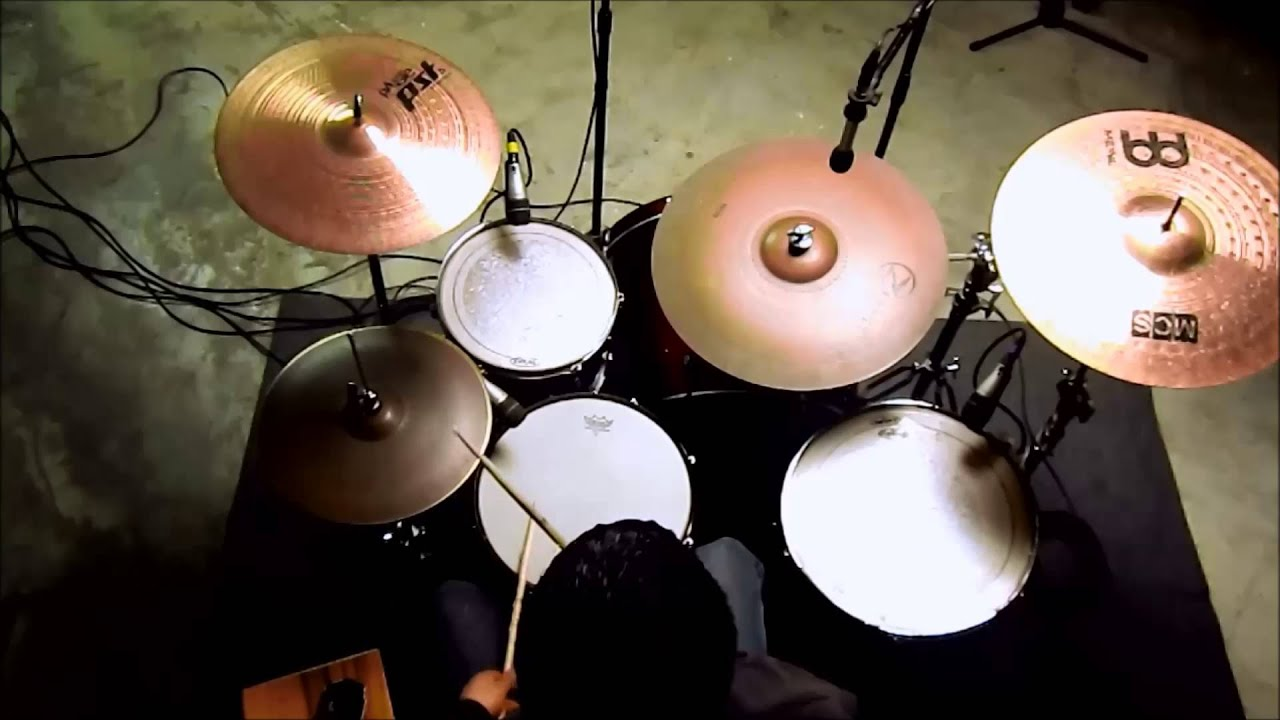 Rata Blanca  (aun estas en mis sueños) cover drum