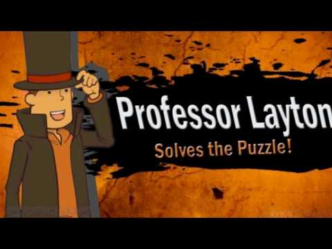 Download Professor Layton's Smash Bros Taunts Screenshots