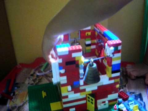 Il campanile di lego